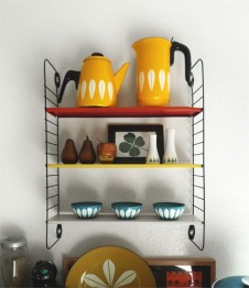 Tomado Shelving Unit