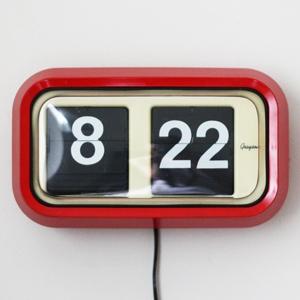 1970s Grayson Flip Clock