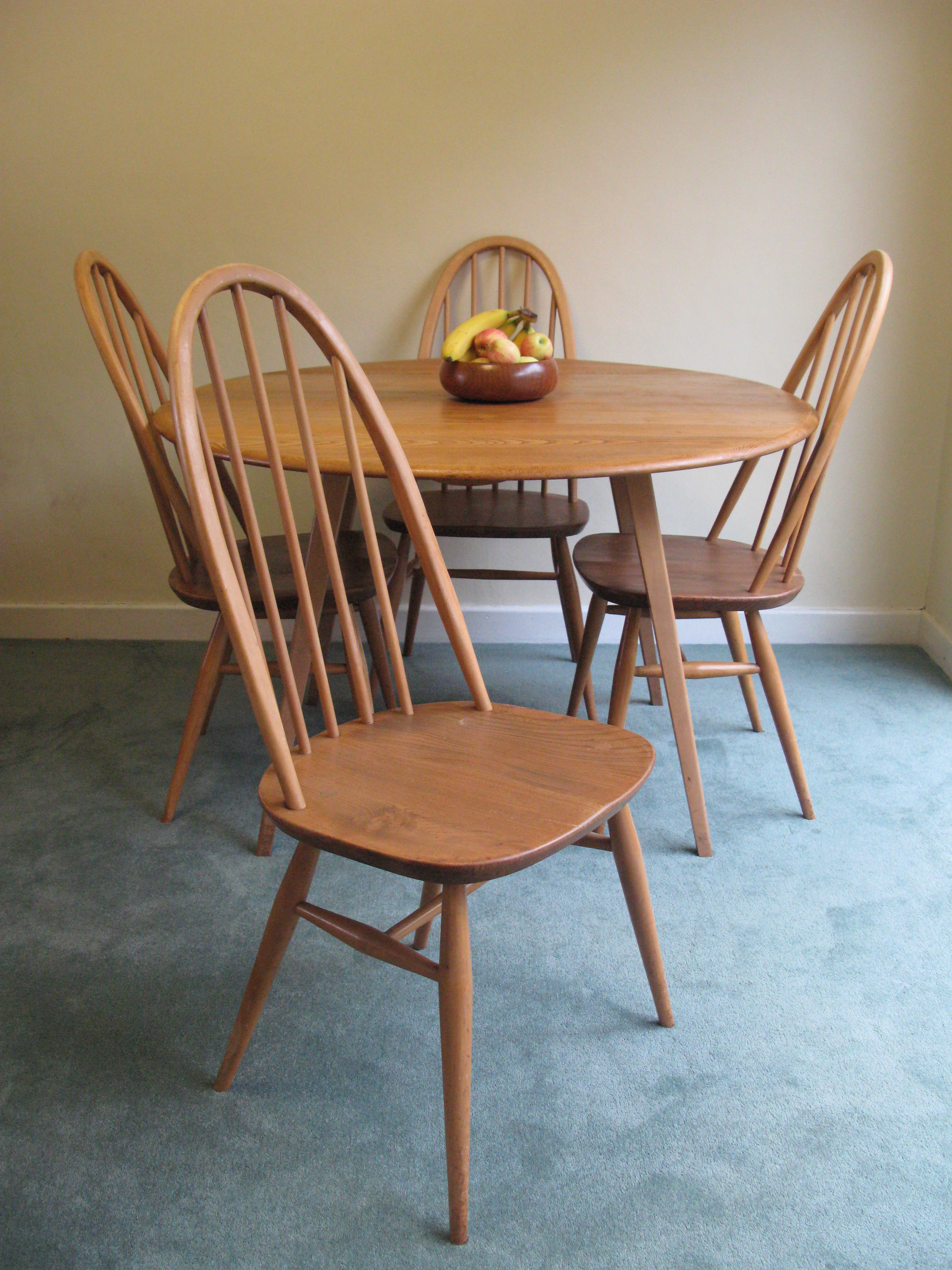 Kofod larsen dining chair - Dining Furniture High Wycombe Room Ornament